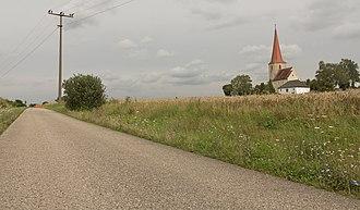 Dietersheim - Image: Dottenheim, die evangelisch lutherische Pfarrkirche Sankt Markus Dm D 5 75 119 23 foto 4 2016 08 05 15.59
