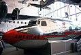 Douglas DC-7 forward fuselage - Smithsonian Air and Space Museum - 2012-05-15 (7276905170).jpg