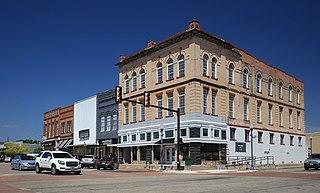 Bonham, Texas City in Texas, United States