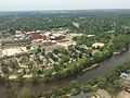 Downtown South Bend Memorial Hospital and River Bend Neighborhood.jpg