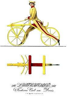 45bd47e947b Drais' 1817 design made to measure