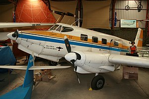 De Havilland Australia - A DHA-3 Mk. 3a Drover at Bankstown