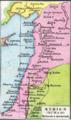 Droysen - Bilad al-Scham.png