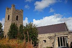 Dublin St Audoens Church Cornmarket 01.JPG