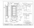 Dudley House, 508 North Francis Street, Madison, Dane County, WI HABS WIS,13-MAD,1- (sheet 6 of 6).png