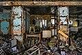 Duga radar system- wreckage of electronic devices (37885982424).jpg