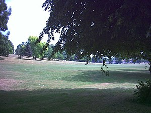 Duppas Hill - Image: Duppas Hill Recreation Ground. geograph.org.uk 21870