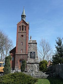 Dziekanowice church
