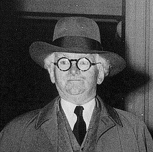 E. H. Crump - Crump in 1945