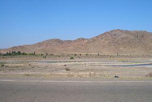 Jambyl Region - Image: E8132 Chu River