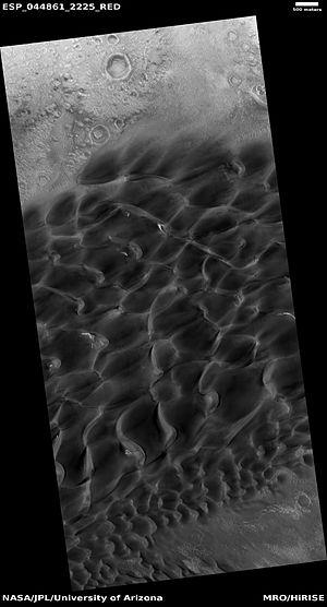 Protonilus Mensae - Image: ESP 044861 2225dunes