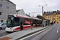 ET129 in Gmunden Klosterplatz.jpg