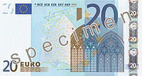 Двадцать евро — Википедия
