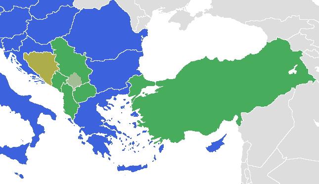 EU South East Enlargement