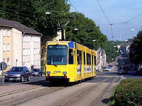 image illustrative de l'article Tramway d'Essen