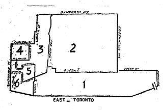 Toronto East (provincial electoral district)