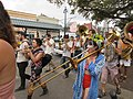 Easter Sunday in New Orleans - Brass Band Jam by Armstrong Arch 17.jpg