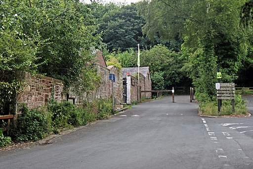 Eastham Country Park (geograph 4563684)