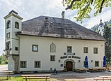 Ebenthal Gurnitz Kirchenstrasse 30 Altes Braeuhaus 22042016 1745.jpg