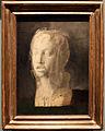 Edgar degas, studio da una testa di giovane dei della robbia, 1856-58 ca.JPG