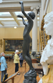 Edward Onslow Ford (1852-1901) - Echo (1895) left, Lady Lever Art Gallery, June 2013 (9095241717).png