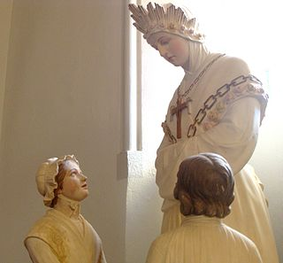 Our Lady of La Salette Marian apparition