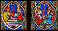 Eglise saint-Pierre et saint-Paul, Ploubalay, Côtes d'Armor, Verrière nord, détail IMGP2577-8-9.jpg