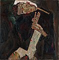 Egon Schiele - The Lyricist - Google Art Project.jpg