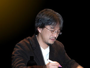 The Legend of Zelda: Skyward Sword - Skyward Sword producer Eiji Aonuma at the 2007 Game Developers Conference