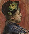 Eilif Peterssen - The Painter Kitty Kielland - NG.M.01520 - National Museum of Art, Architecture and Design.jpg