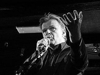 Einar Már Guðmundsson - Image: Einar mar gudmundsson 01