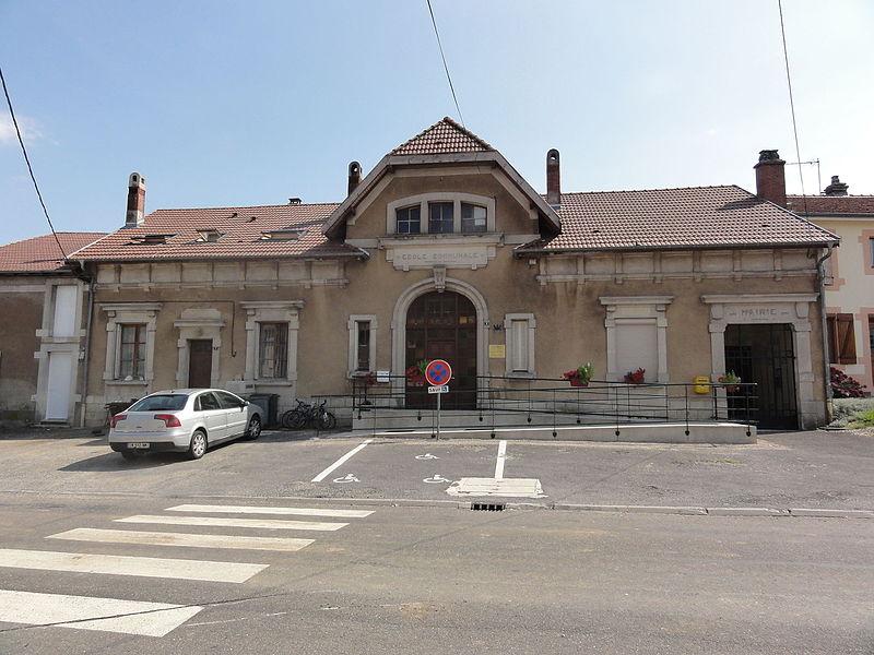 Eix (Meuse) mairie