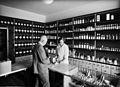 Elannon uusi rohdos- ja kemikaliomyymälä 1933 01.jpg