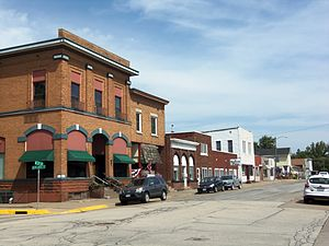Eldridge, Iowa - Downtown Eldridge