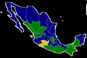 Elecciones federales de México de 2000