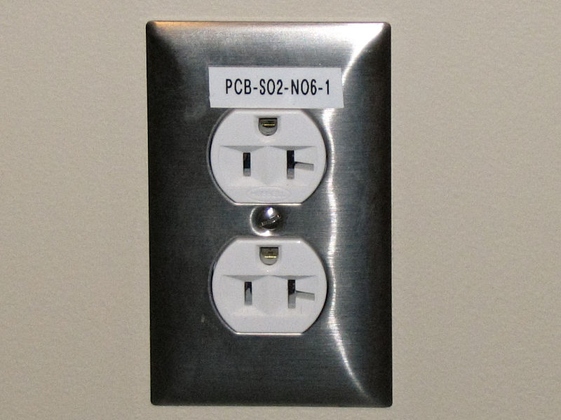 Code Requiring Outlets Be Installed Upside Down? - Page 2 ...