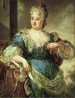 Eleonora Luisa Gonzaga Tuscan princess