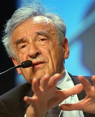 A Contract with God - Holocaust writer Elie Wiesel made God's duty to uphold the first commandment the subject of the play The Trial of God (1979).