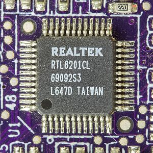 PHY (chip) - RTL8201 Ethernet PHY chip