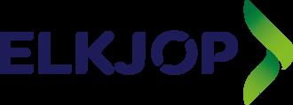 Elkjøp - Image: Elkjop logo blue