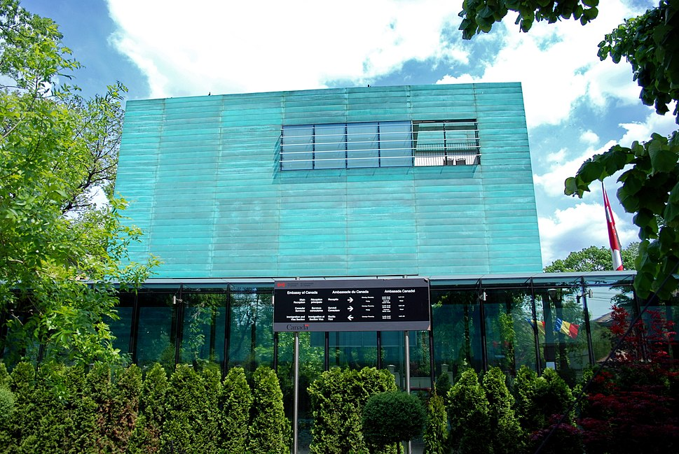 Embassy of Canada, Bucharest