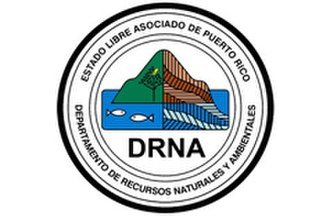 Puerto Rico Department of Natural and Environmental Resources - Image: Emblem department of natural and environmental resources of puerto rico