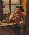 Emil Rau - Young Farmer with Pipe.jpg