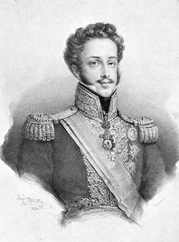 Emperor Dom Pedro I 1830