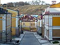 """Empy streets of the new """"old"""" city. November, 2009 - panoramio.jpg"""