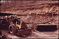 End Loader Used Around the Tipple and the Entrance to a Coal Mine Operated by George Wilson near Wilder and Cookeville Tennessee 04-1974 (3907173726).jpg