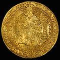 England (Great Britain) Sovereign of Elizabeth I (obv).jpg