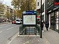 Entrée Station Métro Billancourt Boulogne Billancourt 3.jpg