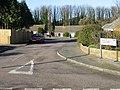 Entrance to Martin Dale Crescent from Lucerne Lane - geograph.org.uk - 625247.jpg