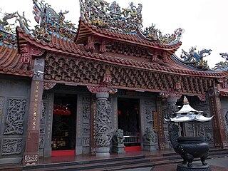 Tianhou Temple (Xinwu)